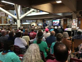 Photo of Dan Bryant September 2015 Community Forum